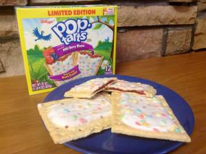 poptart breakfast