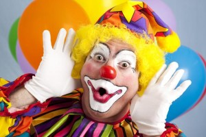 scary clowns for kids
