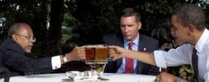 obama beer white house